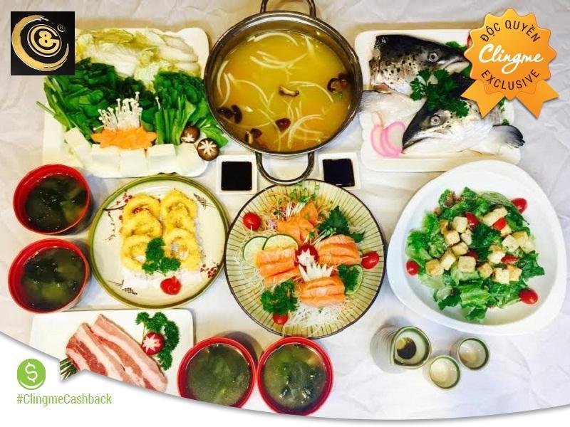 BH Liberty Tặng 40% G8 Sushi