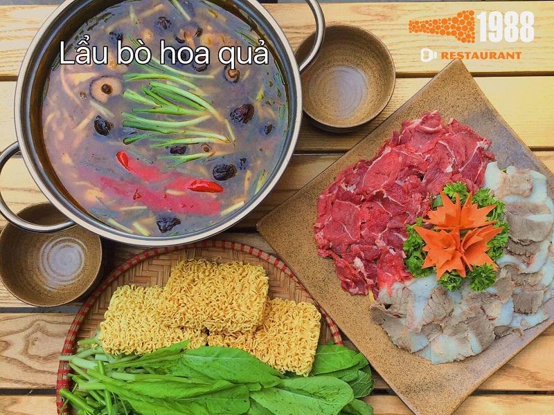 BH Liberty Tặng 15% Món Việt
