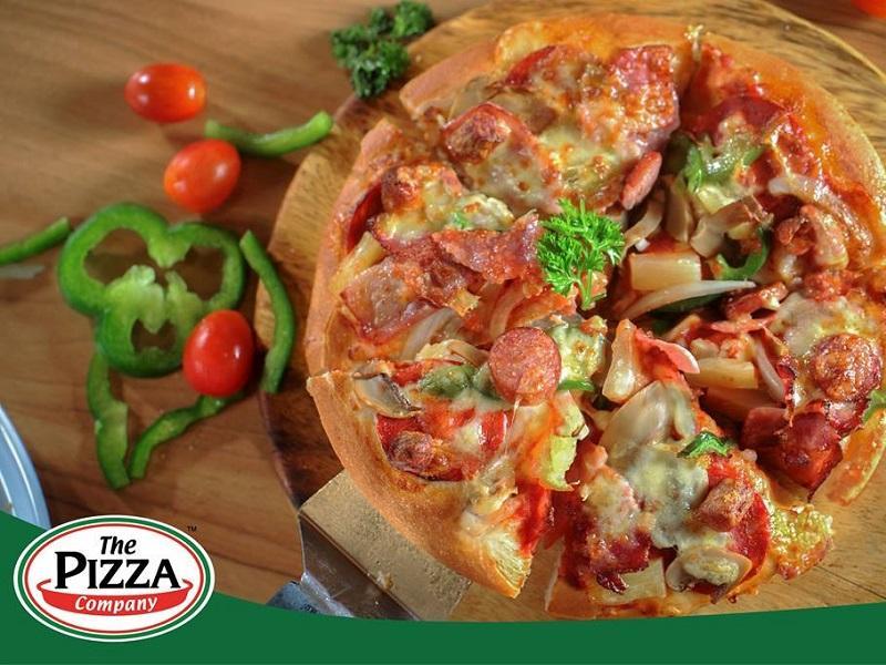 BH Liberty Tặng 20% Pizza Ngon