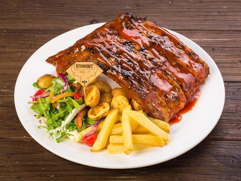 Steak bò nhập khẩu đặc biệt