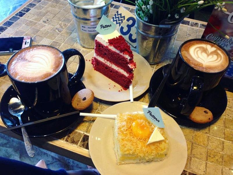 Ưu đãi Pattern Coffee
