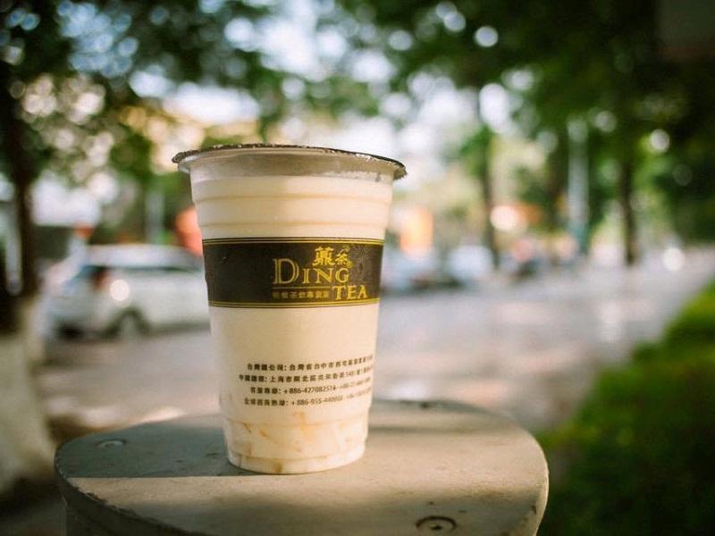 Ưu đãi 10% Trà sữa Ding Tea