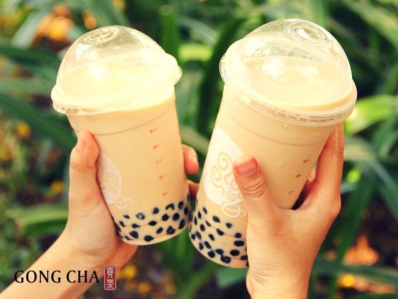 Ưu đãi tại Gong Cha 109 Thái Hà