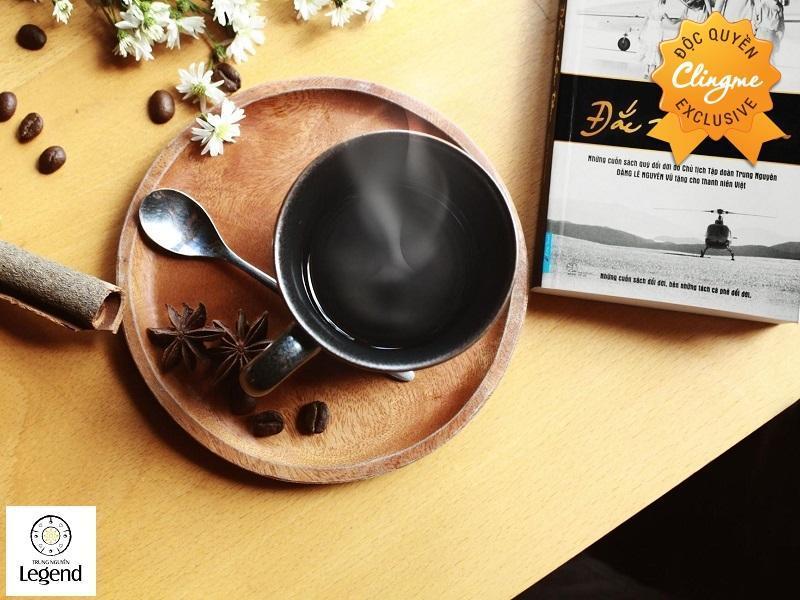 Clingme - Trung Nguyên: Năng lượng từ cafe