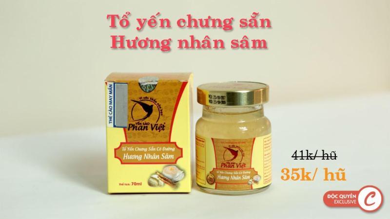Yến sào cao cấp - Chọn Phan Việt