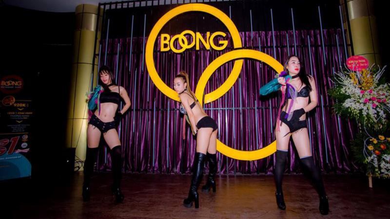 Ưu đãi tại Boong Beer Club