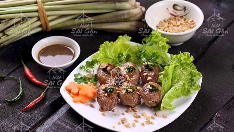 Nét Sài Gòn - trọn vẹn phong vị Nam Bộ
