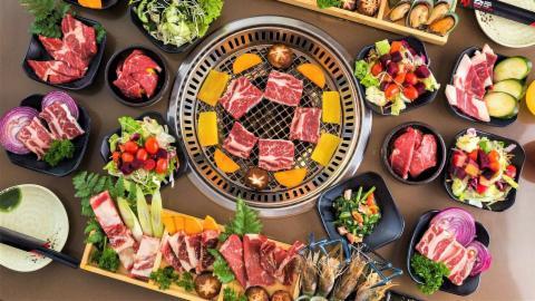 Sumo BBQ - nhà hàng nướng phong cách Nhật Bản