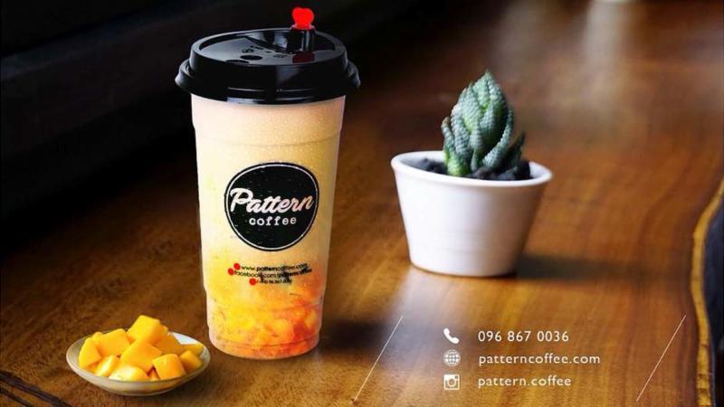 Pattern Coffee - điểm hẹn cho bạn những ngày sang thu