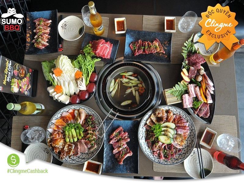 Ưu đãi Nhà hàng Nhật