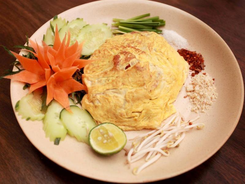BH Liberty Tặng 20% Món Thái
