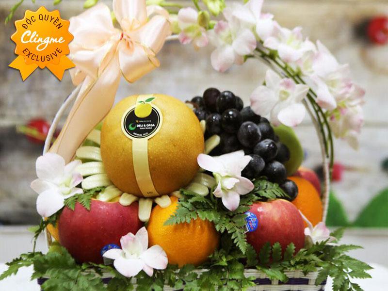 Trái cây nhập khẩu số 1 Việt Nam