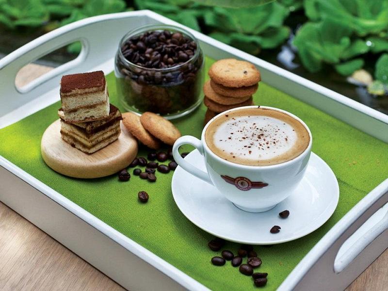 Trung Nguyên: Năng lượng từ cafe