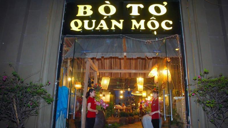 Bò Tơ - Quán Mộc : Hoàn tiền 30%