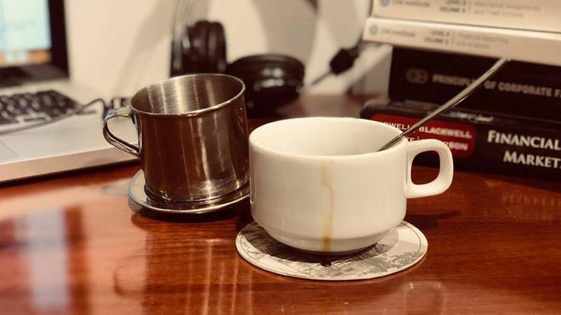 Bình yên với The Hideaway Coffee