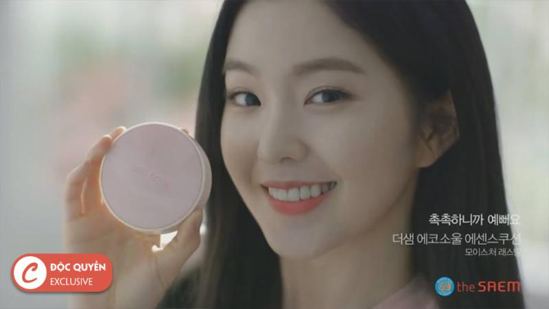 Clingme - Da đẹp như sao Hàn với The Saem
