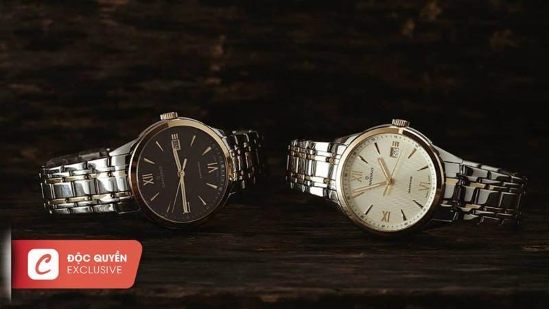 Clingme - Đồng hồ chính hãng Galle Watch - nâng tầm phong cách