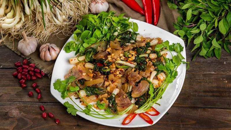Nét Huế - tôn vinh ẩm thực Huế