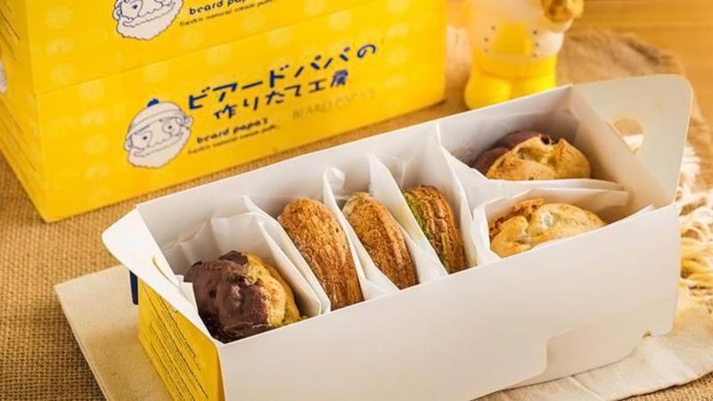 """Clingme - Beard Papa's - Su kem handmade """"ngon nhất thế giới"""""""