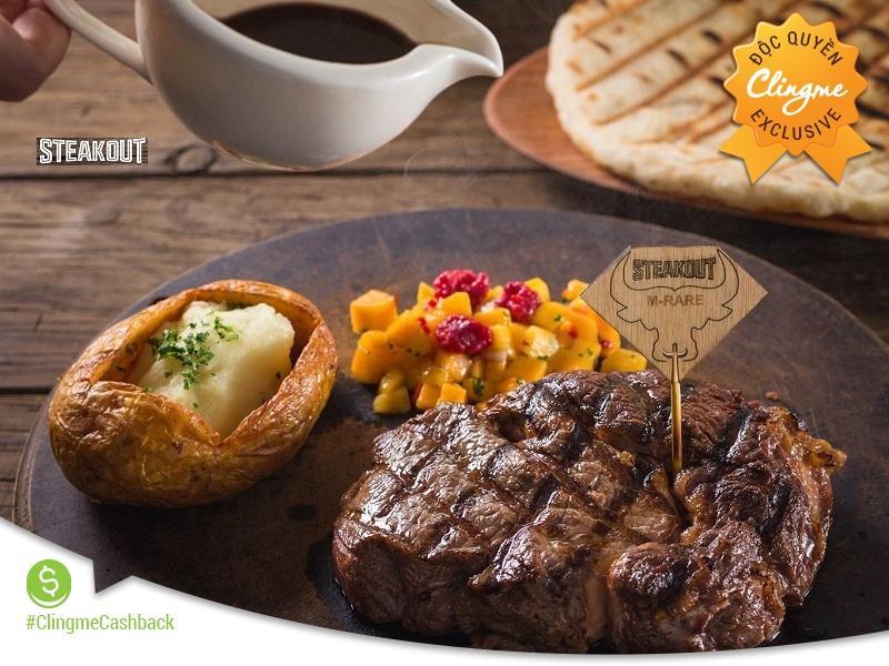 BH Liberty Tặng 15% Steakout