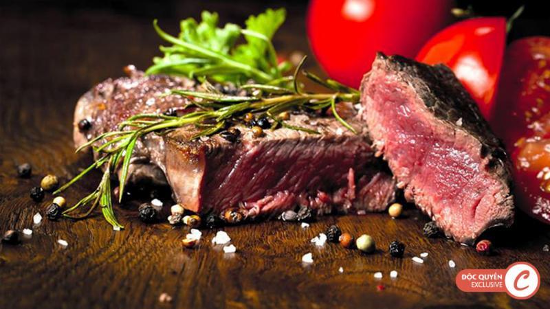 Clingme - Ưu đãi Bò nướng tảng - Big Beef