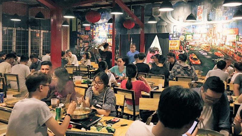 Ưu đãi tại Yixin - Lẩu HongKong