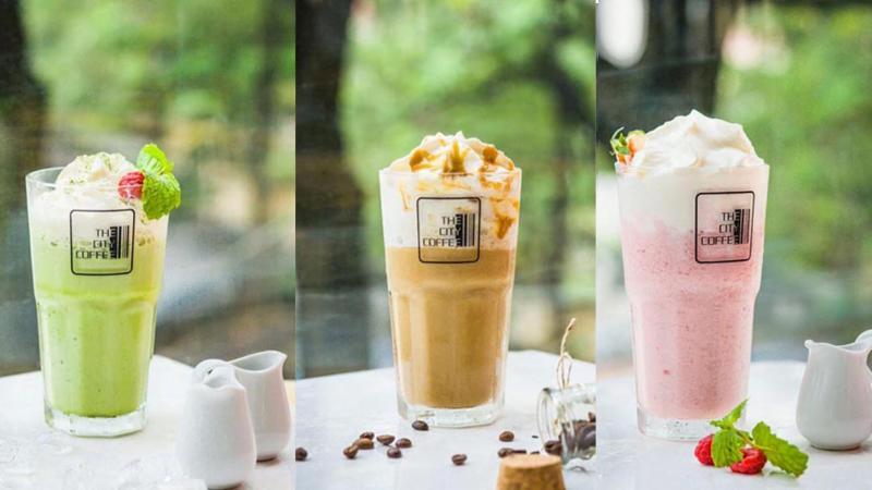 Đến The City Coffee nếm thử cà phê Cầu Đất trứ danh