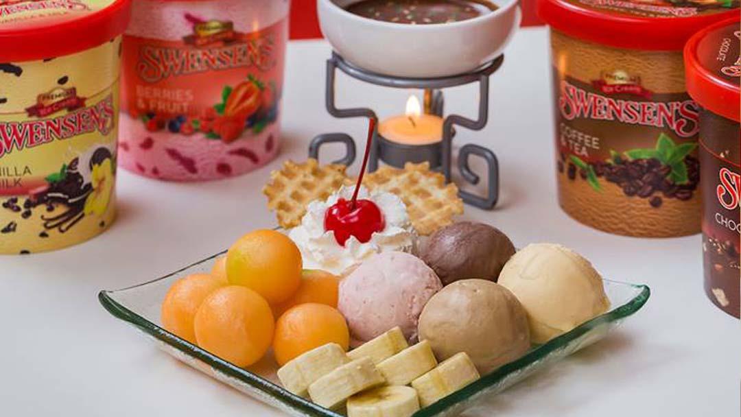 Clingme - Kem Swensen's - hương vị tuyệt hảo cho các tín đồ yêu kem