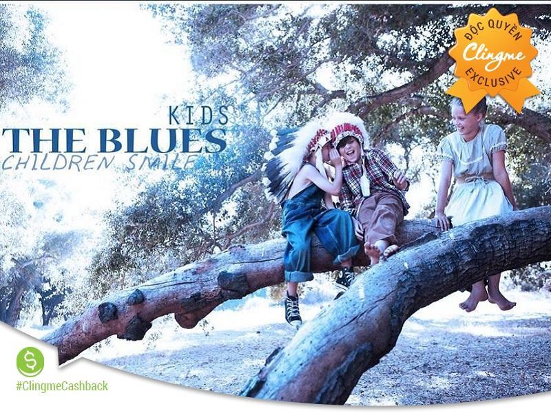Clingme - Tặng 25% Thời trang The Blues