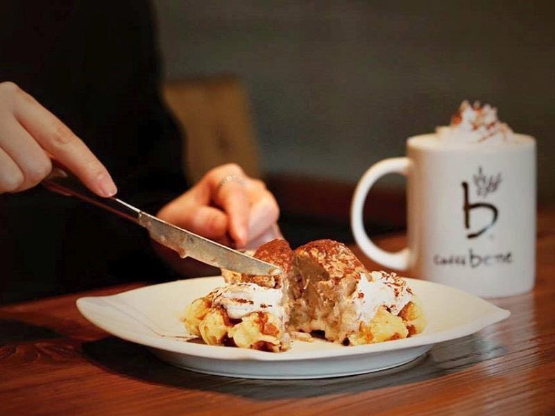 BH Liberty Tặng 15% Caffe Bene