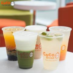 CoCo Fresh Tea & Juice