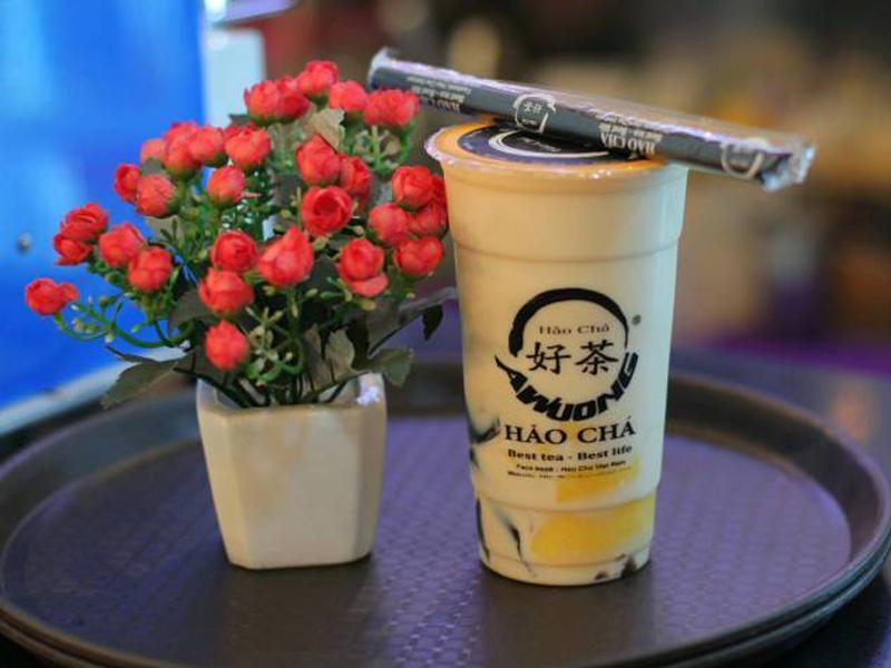 Ưu đãi tại trà sữa Hăo Chá