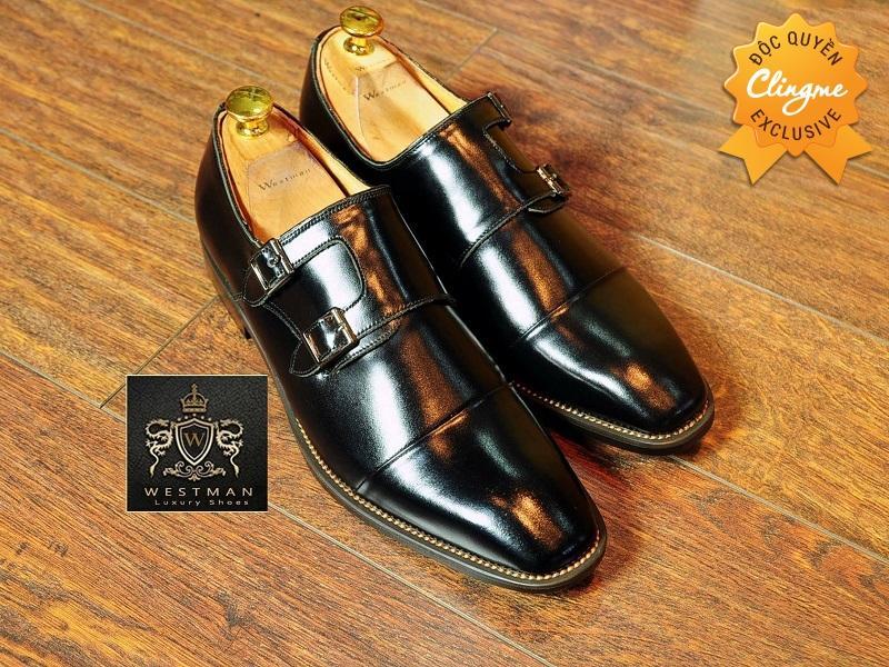 Clingme - Giày nam tăng chiều cao Westman
