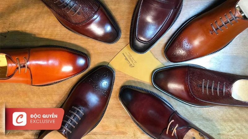Clingme - Ưu đãi Giày Nam Westman Luxury