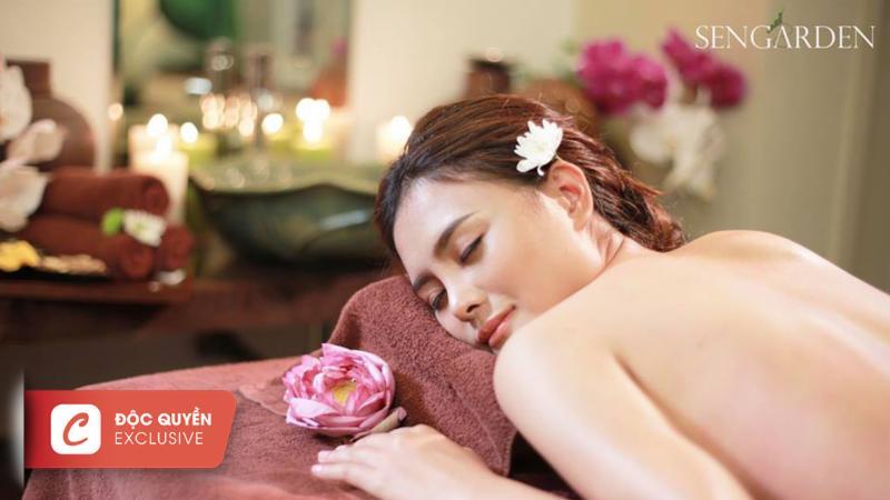 Clingme - SenGarden - Massage trị liệu