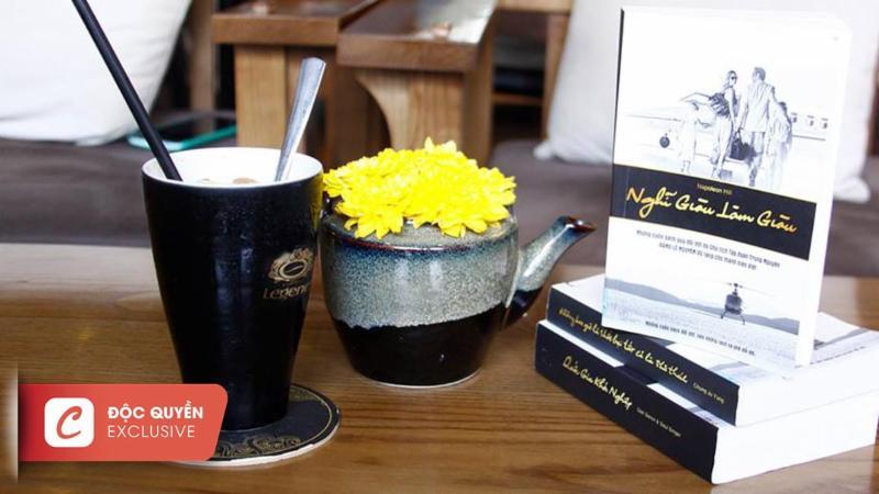 Clingme - Trung Nguyên Legend - Năng lượng từ cafe