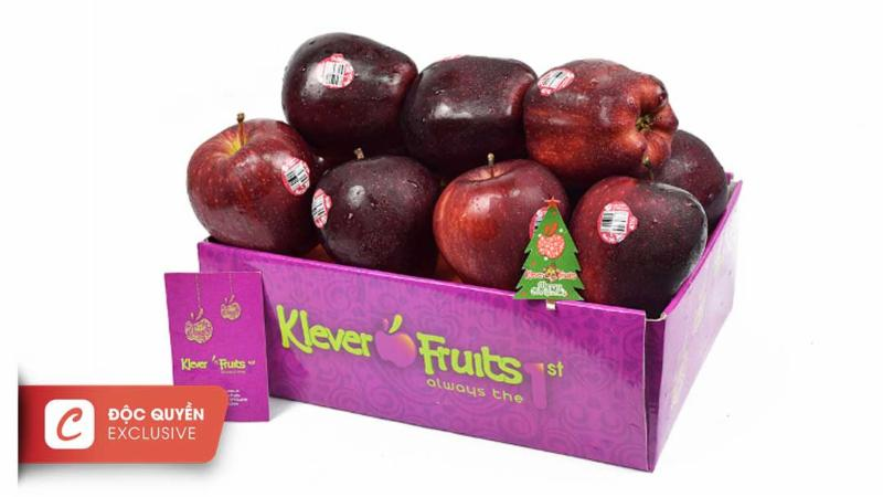 Klever Fruits: ?u ??i nh?n ??i
