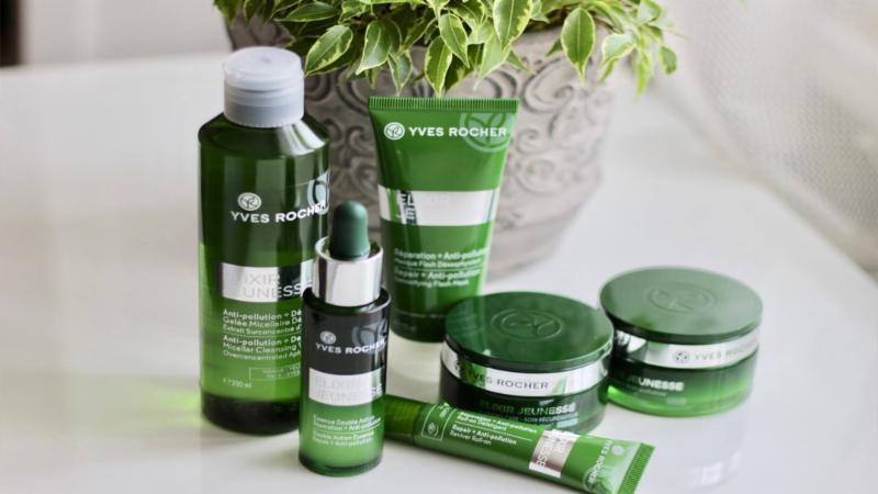 Clingme - Sở hữu làn da mịn màng tự nhiên với thương hiệu Yves Rocher