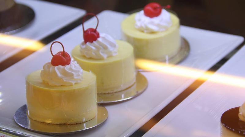 Bánh ngọt Givral - thương hiệu 60 năm lịch sử
