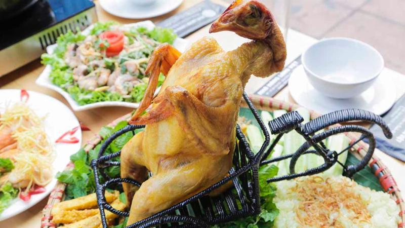 Clingme - Nhà hàng Làng Việt - quy tụ tinh hoa ẩm thực 3 miền