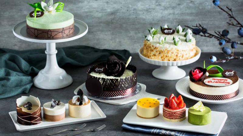 Clingme - Givral Bakery - Ngọt ngào hương vị bánh Pháp truyền thống