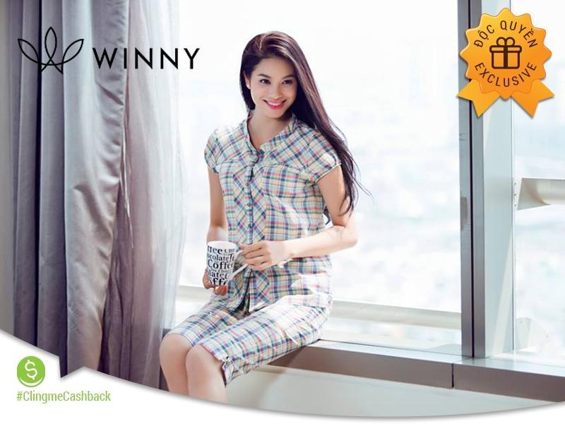 Clingme - Tặng 25% Thời trang Winny