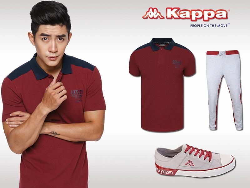 Thời trang thể thao Kappa