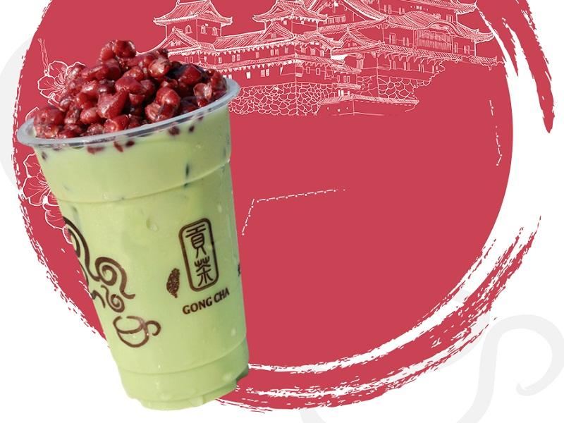 Thả ga uống Trà sữa Gong Cha
