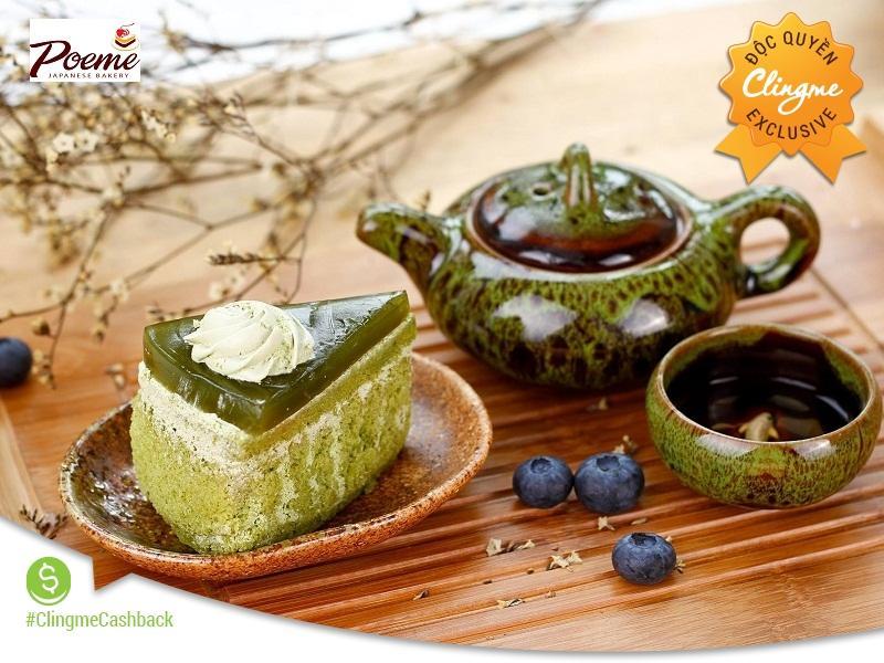 Clingme - Tặng 25% Bánh ngọt Poeme