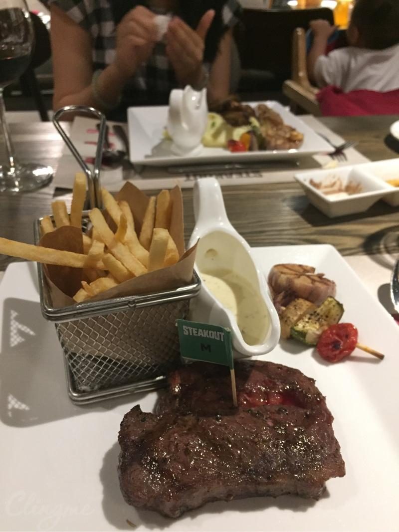 Steakout - Beefsteak