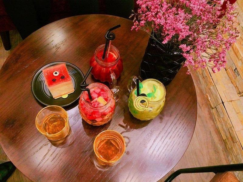 Tặng 20% Kull Cafe & Tea