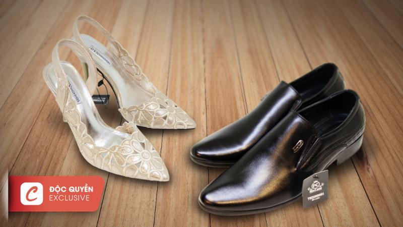Clingme - Thế giới đồ da - Vua của giầy