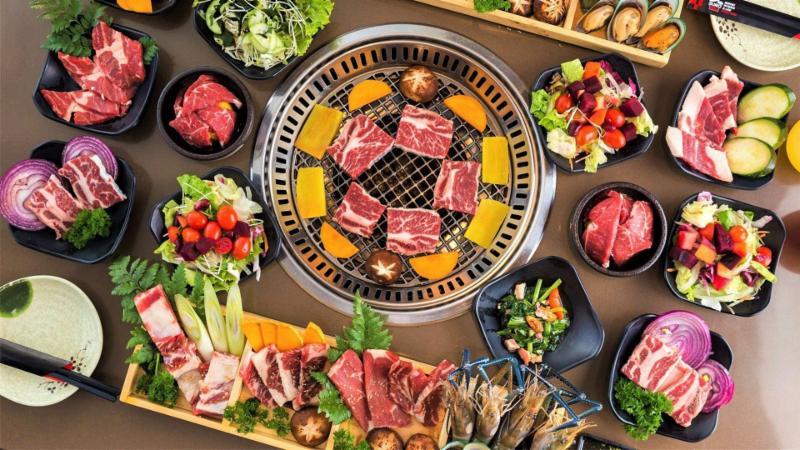 Clingme - Sumo BBQ - nhà hàng nướng phong cách Nhật Bản