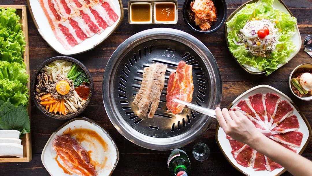 Clingme - Đổi vị với món nướng Hàn Quốc độc đáo tại GoGi House